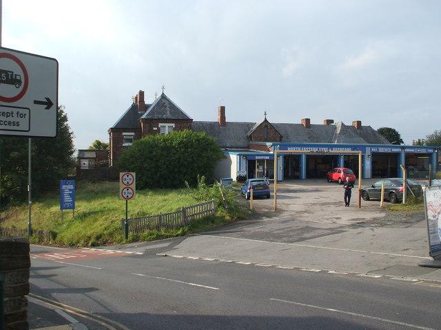 Brotton Railway Station (1865 - 1970s)