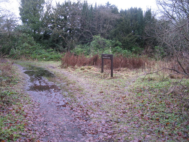 Site of the former Calderwood Castle