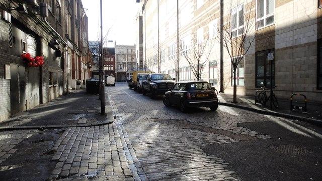 Torrens Street, N1
