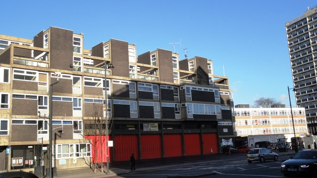 Shoreditch Fire Station, EC1