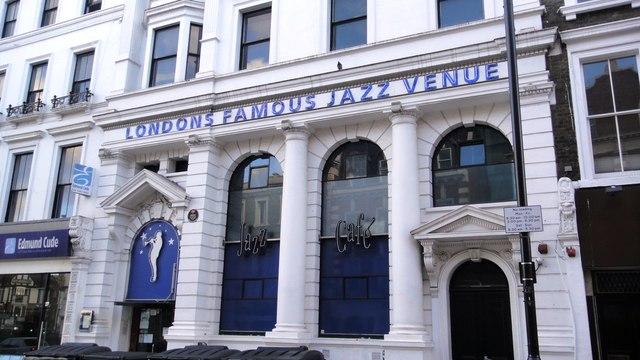 Jazz Cafe, NW1