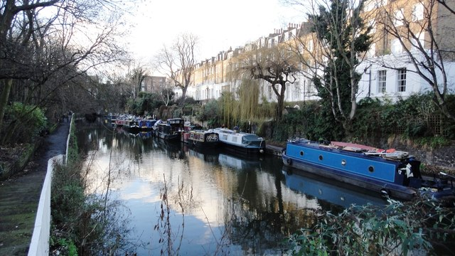 Regent's Canal, N1