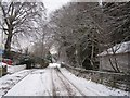 NH6744 : Diriebught Road, Inverness by Richard Dorrell