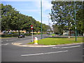 SK5141 : Top of Wigman Road, Bilborough estate by Richard Vince