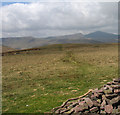 SO0722 : Summit area of Bryn by Trevor Littlewood