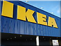 SO9996 : IKEA sign by Philip Halling