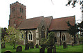 TL4905 : St Andrew, North Weald by John Salmon