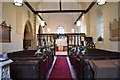 TL5701 : Interior, Church of Ss Peter & Paul, Stondon Massey by Julian P Guffogg