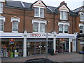 TQ2573 : Tesco Express, Earlsfield by David Anstiss