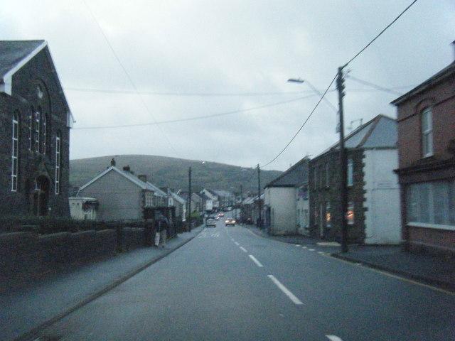 A474 road