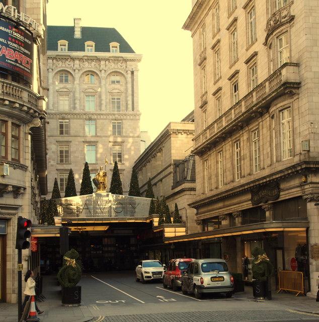 Savoy Place, WC2