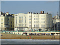 TQ3103 : Hotel and Casino on Brighton seafront by Roger  Kidd
