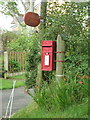 NY4971 : Roweltown: postbox № CA6 427 by Chris Downer