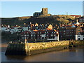 NZ8911 : Tate Hill Pier, Whitby : Week 1