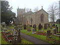 SK2667 : Church of St Anne, Beeley by Andrew Hill