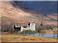 NN1327 : Kilchurn Castle from the south by Trevor Littlewood