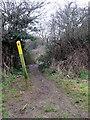 TL0127 : Path into Toddington by Philip Jeffrey