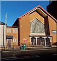 ST3387 : St Patrick's Presbytery, Newport by John Grayson