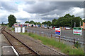 SP3165 : Car park and bus depot by Leamington Spa station by Robin Stott