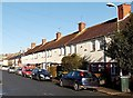 ST3387 : Long row of houses, Oliver Road, Newport by John Grayson