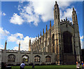 TL4458 : King's College by Andy Stephenson