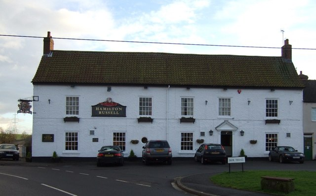 The Hamilton Russell, Thorpe Thewles