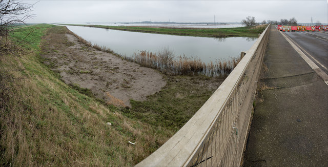 River Nene and Whittlesey Wash