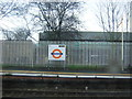 TQ3571 : Sydenham Station: Down platform, from a train by Christopher Hilton