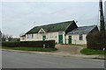 TL7013 : Little Waltham Sports and Social Club by Robin Webster