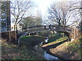 SP3278 : Vignoles bridge, Coventry by Malc McDonald