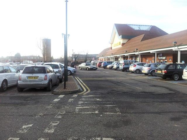 Morrisons In Stratford Parking Fine Template Letter