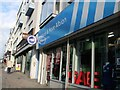 TQ3004 : Brighton & Hove Albion shop by Paul Gillett