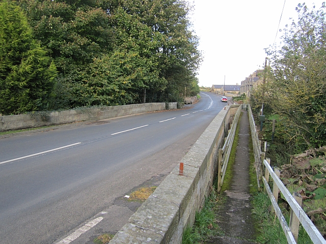 Warenford Bridge