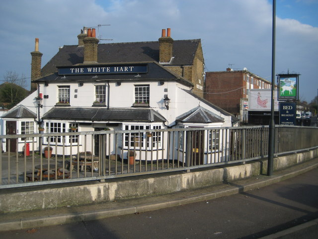 Northolt The White Hart 169 Nigel Cox Geograph Britain