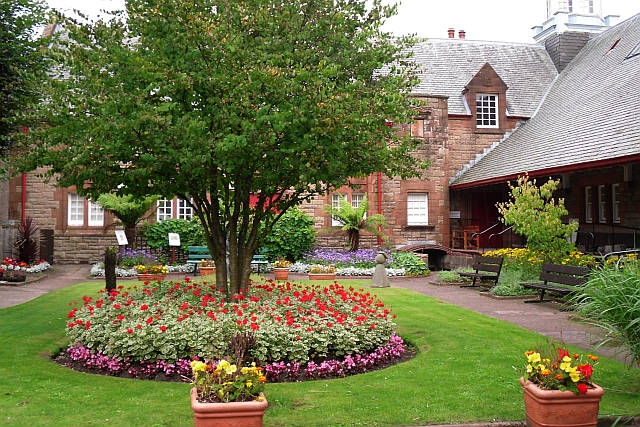 The Linda McCartney Memorial Garden Campbeltown