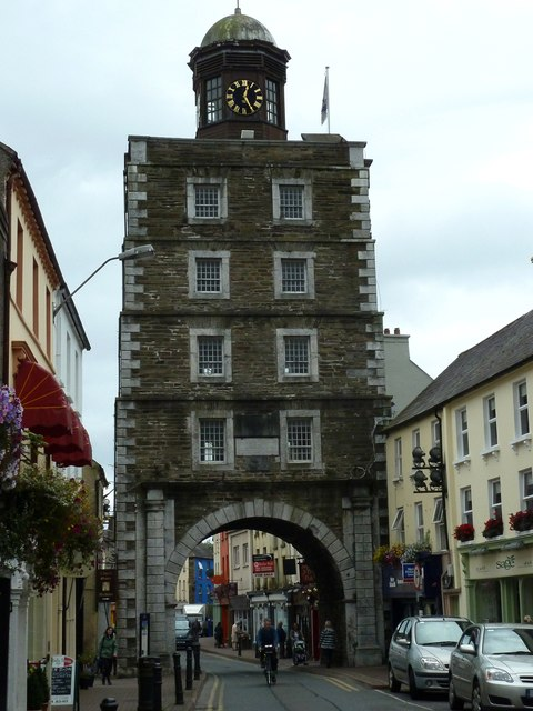City Of South Gate >> The Clock Gate Tower, Youghal © Robert Ashby cc-by-sa/2.0 :: Geograph Ireland
