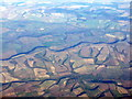 SU0328 : West Wiltshire Downs from the air by M J Richardson