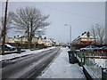 TA1430 : Taylor Avenue off Wingfield Road, Hull by Ian S