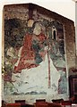 SP0204 : St Mary Magdalene, Baunton - Wall painting by John Salmon