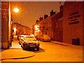 J5082 : Snowfall, Bangor by Rossographer
