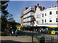SZ0891 : Gervis Place, Bournemouth by Phil Champion