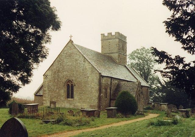 St Michael, Brimpsfield