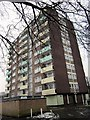 SJ4066 : St Georges Flats, Newtown, Chester by Jeff Buck
