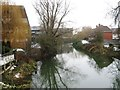 TL9925 : River Colne, Colchester by Alex McGregor