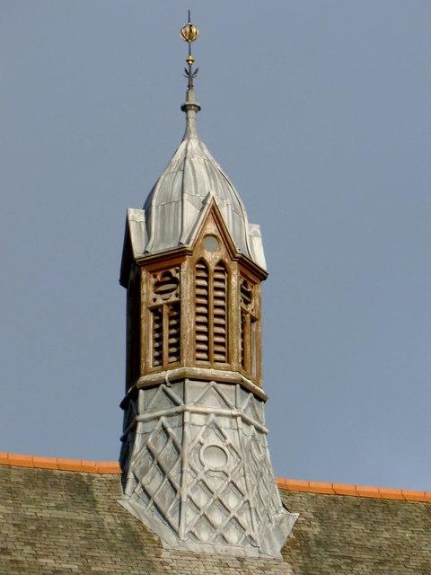 Dumbarton West Kirk: detail