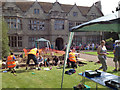 SP2865 : Archaeology taster day, St John's House: the setting by Robin Stott