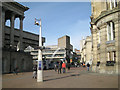 SP0686 : CCTV surveys Chamberlain Square, B3 by Robin Stott