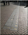 SP0686 : Standard linear measures, Victoria Square, B2 by Robin Stott