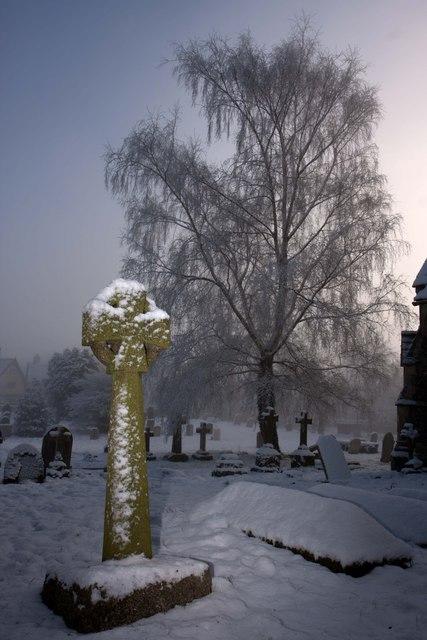 Rickinghall Inferior Churchyard