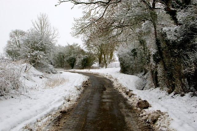 Horncastle Hill, Old Bolingbroke